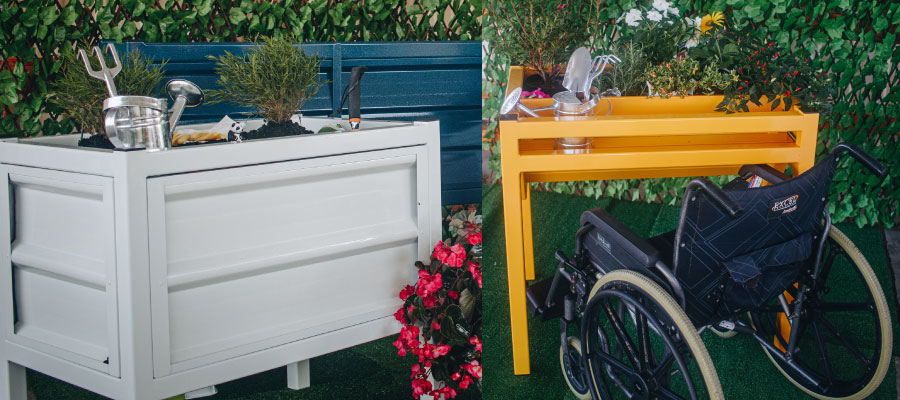 EZee Planters Debut at 2021 Care Expo Brisbane!